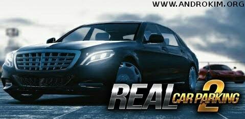تحميل لعبة Real Car Parking 2 مهكرة للاندرويد آخر اصدار