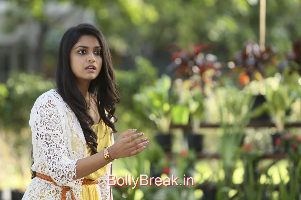 Keerthi Suresh Photos, Keerthi Suresh Hot Stills From Idhu Enna Maayam Tamil Movie