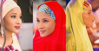 Nollywood Actress, Adesua Etomi Rocks Hijab In New Photos