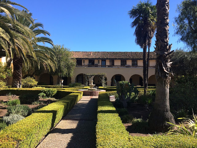 Mission Santa Ynes California