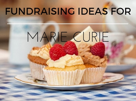 Fundraising Ideas for Marie Curie