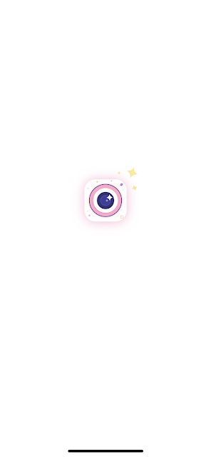 Sparkle Cam App Icon for iPhone