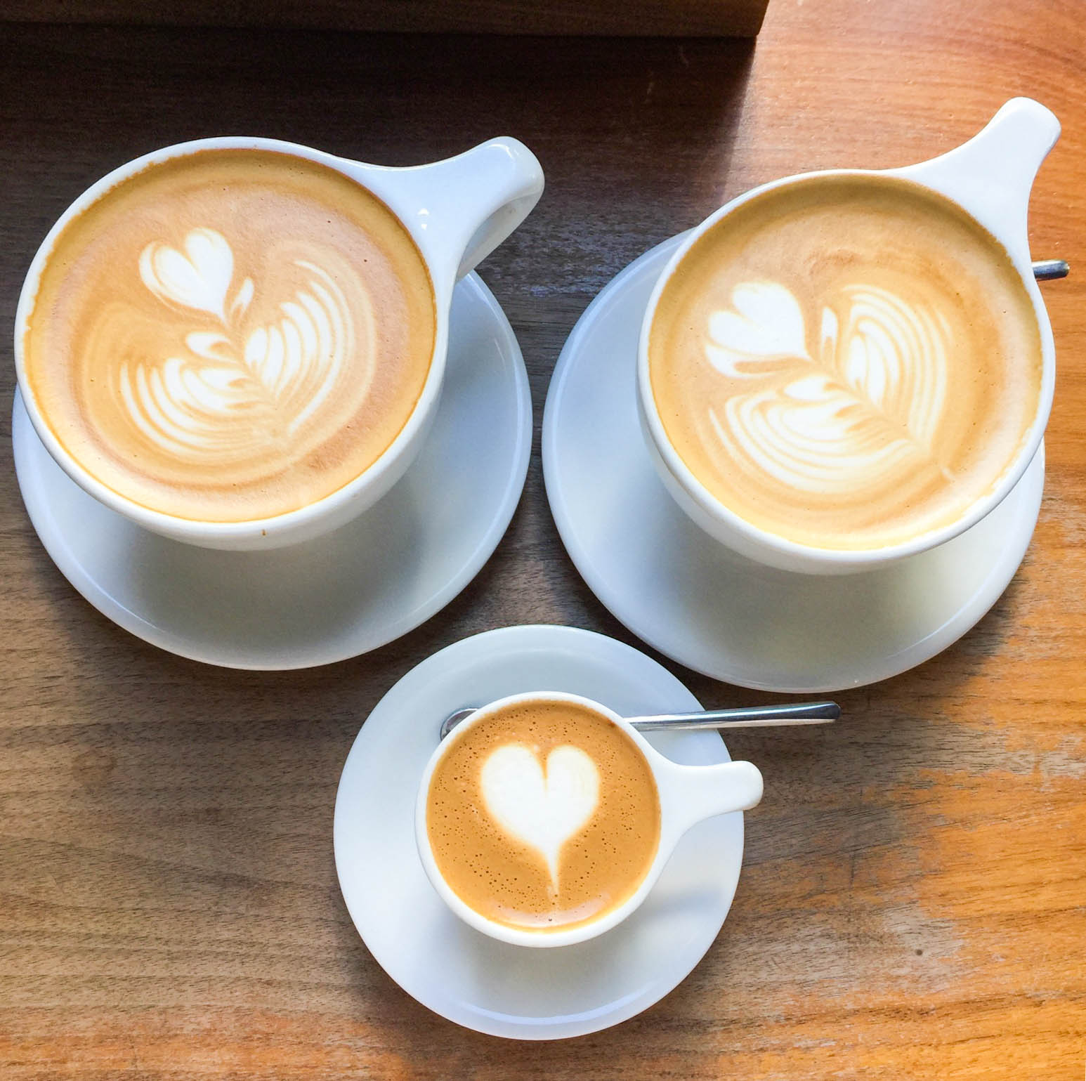 best lattes in Chicago