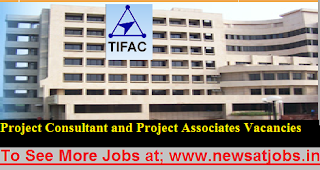 tifac-associates-post-Recruitment-advt
