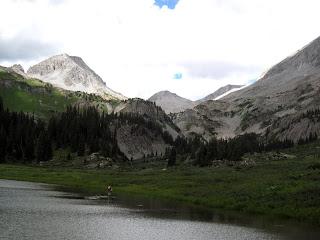 Snowmass-Maroon Bells Wilderness 4 Pass Loop
