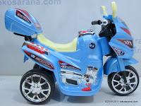 3 Motor Mainan Aki JUNIOR HZ1051 BMW