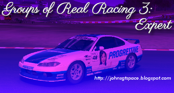 Groups of Real Racing 3 Expert
