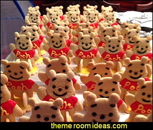 Winnie the Pooh Sitting 3D Cookie Cutter & Toast Press Set   bee themed party - bumble bee decorations - Bumble Bee Party Supplies - bumble bee themed party - Pooh themed birthday party - spring themed party - bee themed party decorations - bee themed table decorations - winnie the pooh party decorations - Bumblebee Balloon -  bumble bee costumes