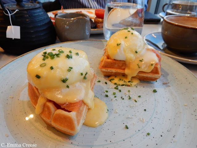 Duck and Waffle 10 of the best luxury London brunches Adventures of a London Kiw