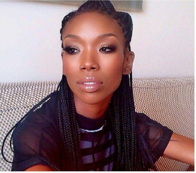 Naija Fashion Daily!: Style Focus: Brandy Norwood's Box ...