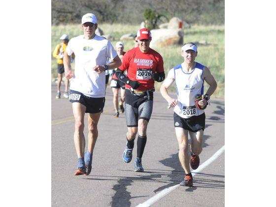 Fitness One Cheyenne: ONE Step At A Time: Cheyenne Mountain 50K