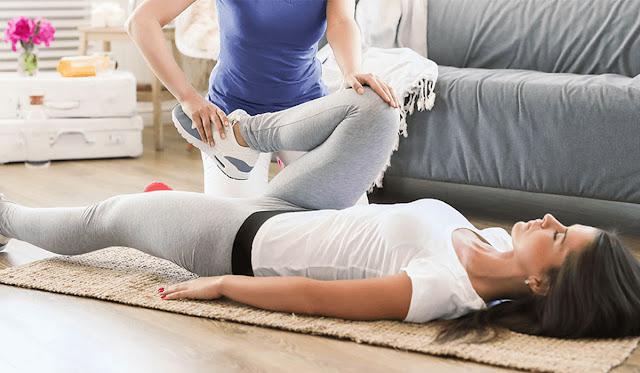 الشد العضلي :أسبابه و علاجه
