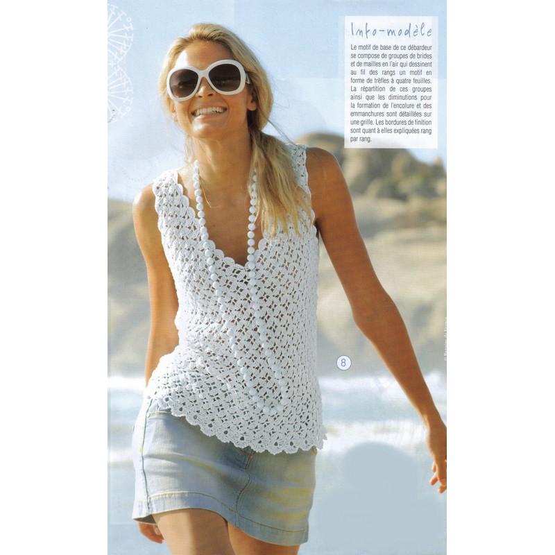Free Crochet Plus Size Tank Top Patterns Crochet Tutorials