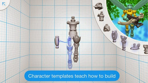 Autodesk launches Tinkerplay app for Android, iOS and Windows (Phone + PC) to make 3D Design and 3D Printing fun