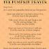 Shining Light on the Message of The Pumpkin Prayer