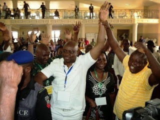 Ekiti 2018: Fayose Endorses Deputy As Successor