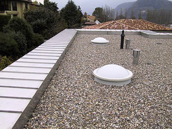 Tetto pendenza minima delle falde edilizia in un click for Piani casa linea tetto singolo