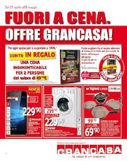 Volantino grancasa offerte volantinopromo - Grancasa volantino ...