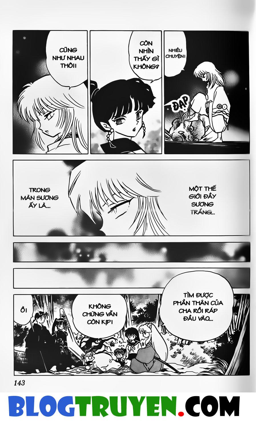 Inuyasha vol 30.8 trang 12