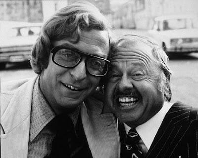 Pulp - Michael Caine and Mickey Rooney