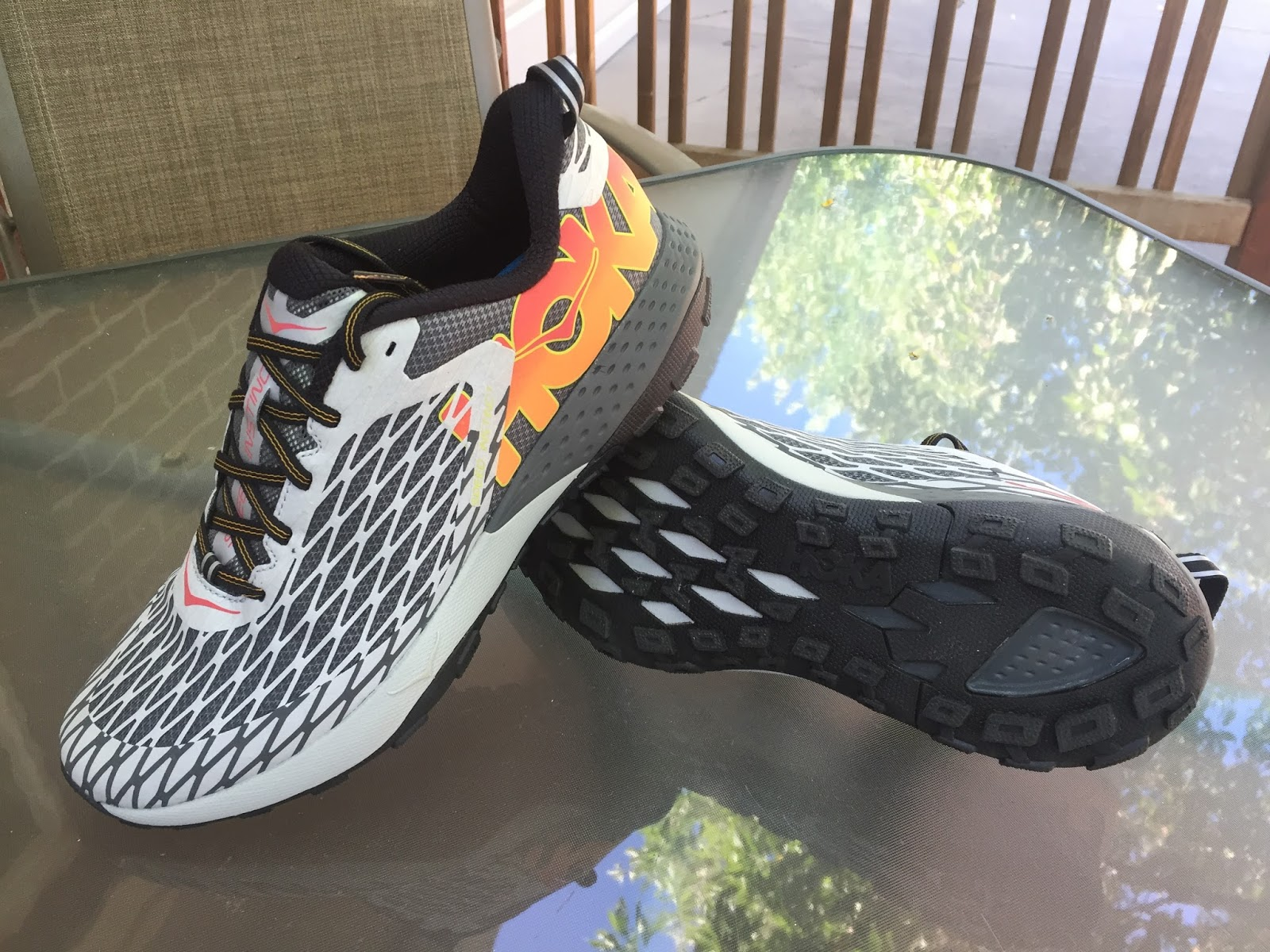 sports shoes afa43 fc122 ... than I had hoped, this is still a very fast and capable shoe and a jump  forward for Hoka. Definitely a top level shoe that I would highly recommend.