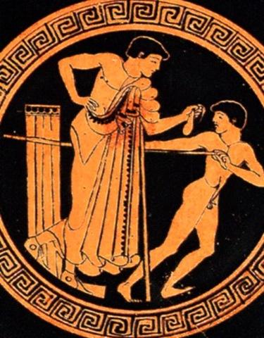 Matrimonio homosexual en la antigua grecia