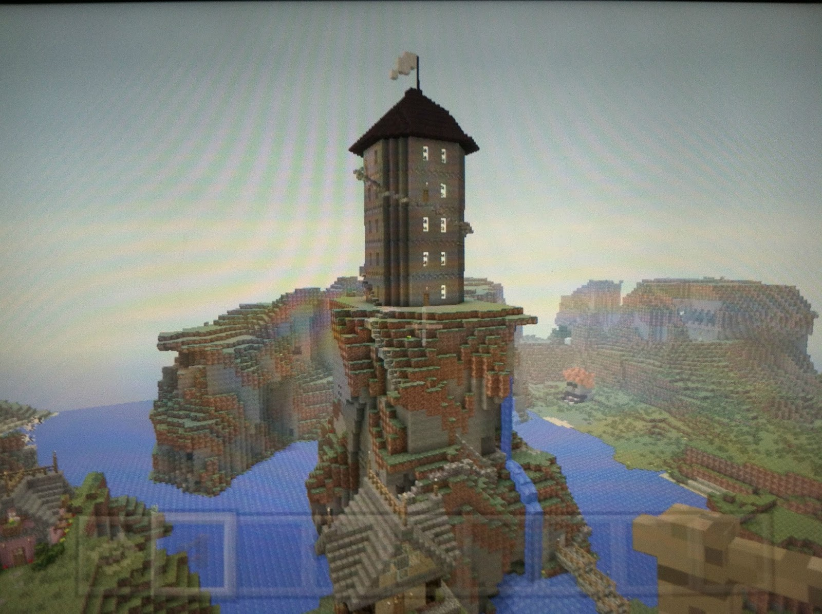 Cool things to build in Minecraft : Halloween Special ...