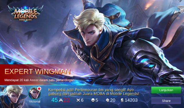 Build Item Terbaru Alucard Savage Terkuat Dan Sangat Mematikan