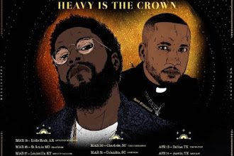 """BIG K.R.I.T. ENLISTS CYHI THE PRYNCE ON 2018 NATIONAL """"HEAVY IS THE CROWN"""" TOUR"""