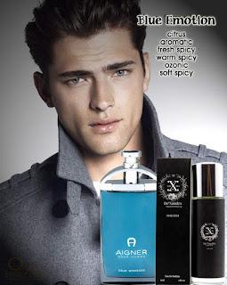 Aigner,Blue Emotion,Dexandra,Perfume