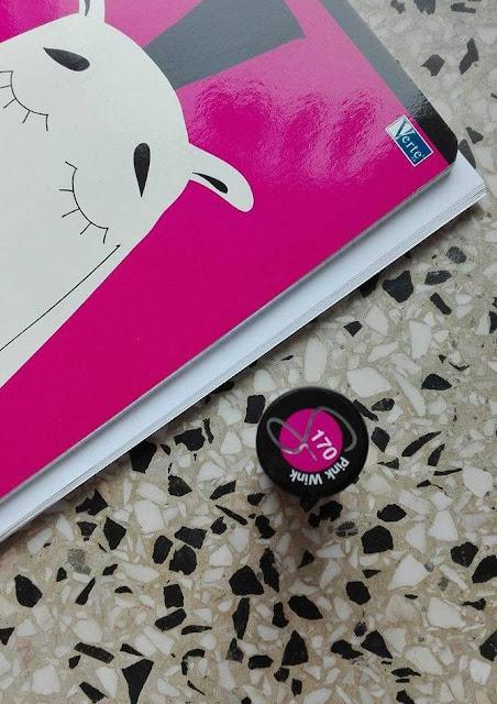 Semilac 170 Pink Wink kolekcja My Story