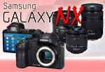 Samsung Galaxy NX, Kamera Pertama dengan OS Android