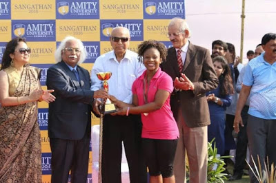 A NIGERIAN LAW STUDENT BREAKS RECORD IN INDIAN UNIVERSITY
