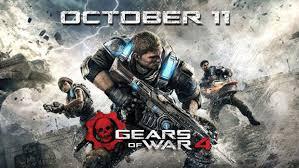 تشغيل لعبة Gears of War 4 على الكمبيوتر