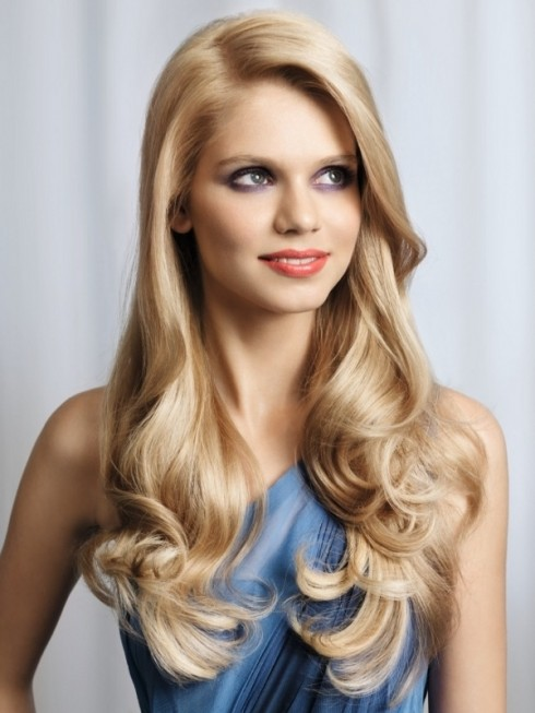 Astonishing New Hairstyles For Girls Only In 2013 New Year Haircut Ideas Hairstyles For Women Draintrainus
