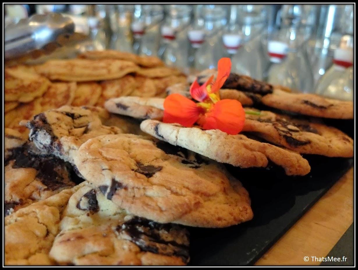 Brunch Le Wood Paris Woodbar Marais place Thorigny Cookies faits maison home made, brunch a volonte Paris Marais Le Wood