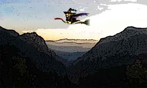 Leyenda de la bruja de la Huasteca