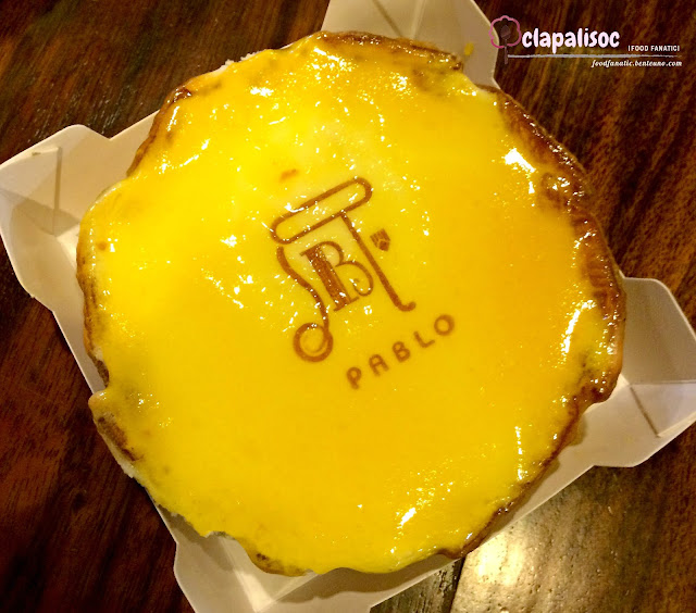Cheese Tart from Pablo