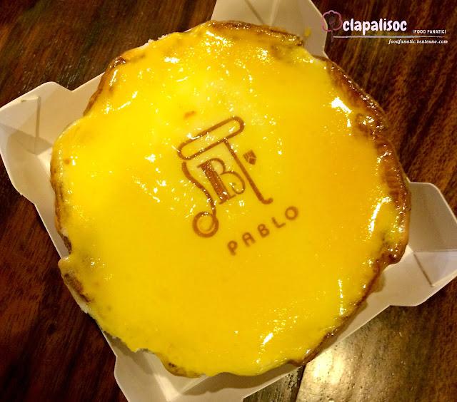 Cheese Tart from Pablo