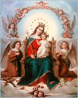 Resultado de imagem para nossa senhora dos anjos