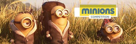 Minions Competition Mini Movie 2015 BluRay 720p x264 140mb