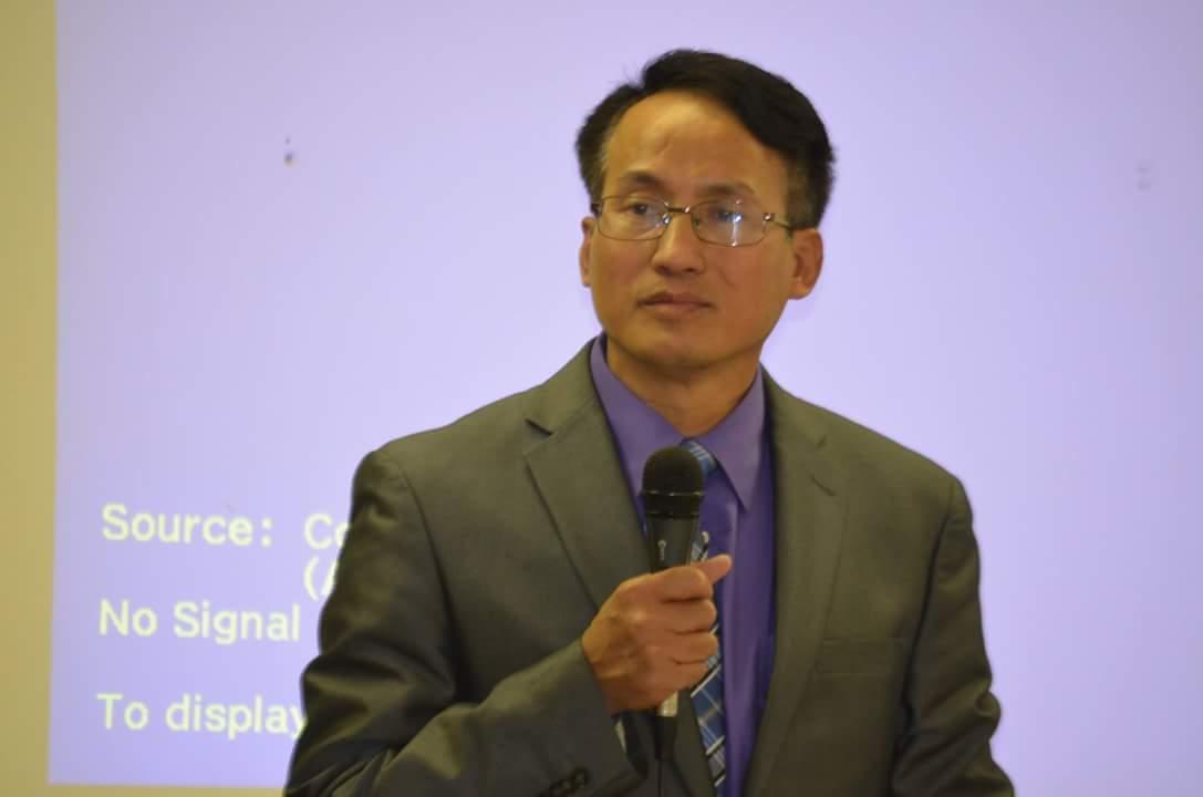 A Hnubik Dr.Hai Vung Lian (Hannah Pa) Damlonak Kong Thawng thar! – Thawngpang Dik