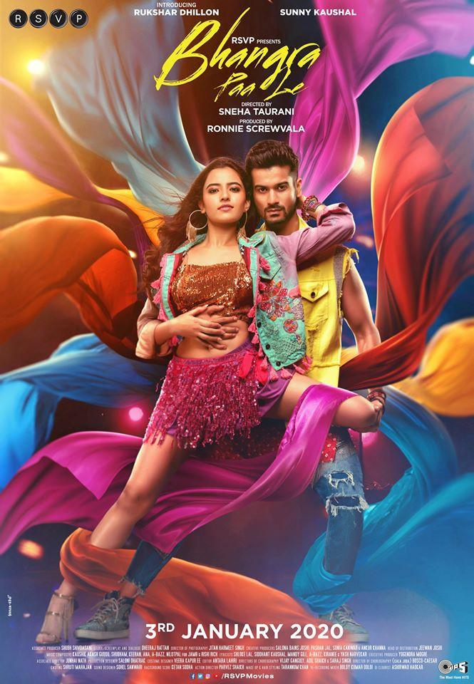 Bhangra Paa Le 2020 Hindi Movie 800MB HDRip Download
