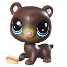 Littlest Pet Shop Family Pack Grizzler Hill (#116) Pet