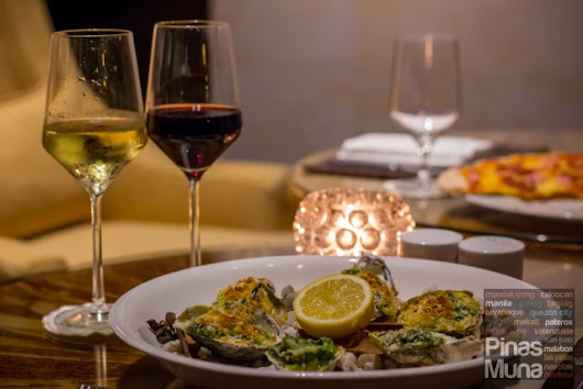 Wine and Oyster Night at the Fairmont Lounge