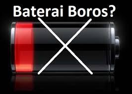 6 Penyebab Baterai Android Boros (Lowbet) Dan Cara Mengatasinya
