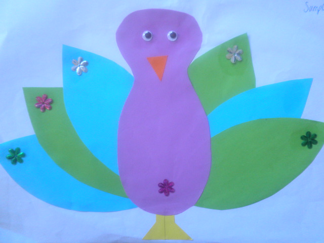Crafty Friends Playgroup Crafts