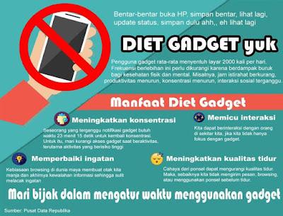 Apa Manfaat Diet Gadget Untuk Kesehatan?