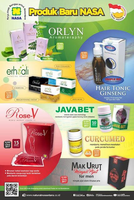 daftar harga produk kecantikan nasa terbaru nasa, jual beli produk nasa