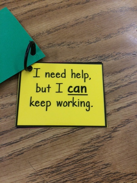 How To Help Your Students Work Independently